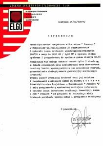 ELGO Gostynin